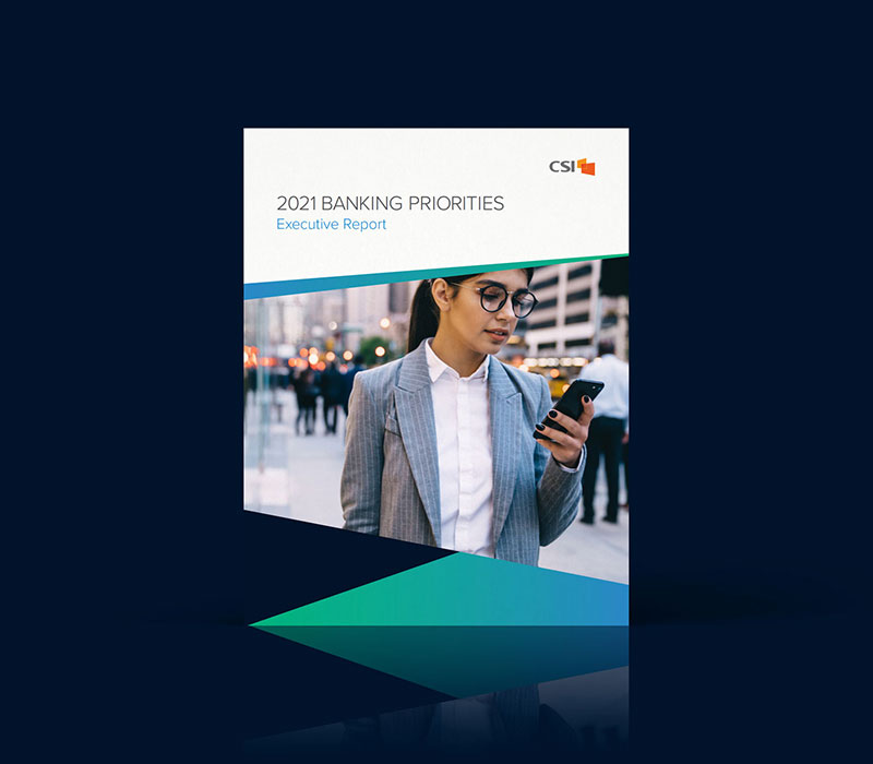 Banking Priorities 2021 Executive Report