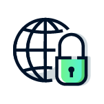 secure intranet icon
